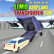 Limo Airplane Transporter Sim