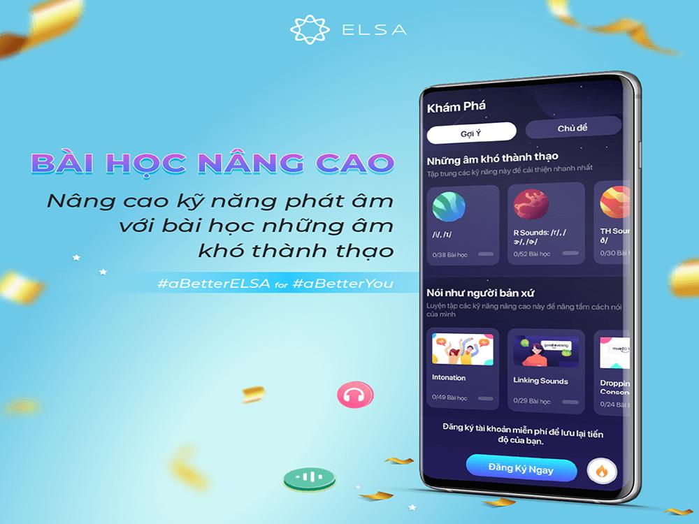 phần mềm luyện nghe và nói tiếng Anh giúp bạn vượt qua nỗi sợ nói tiếng Anh | ELSA Speak