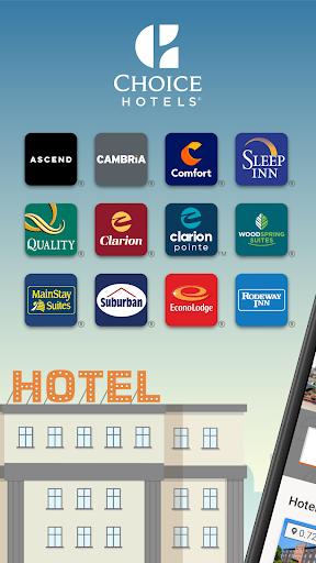Choice Hotels 4.76.2 screenshots 1