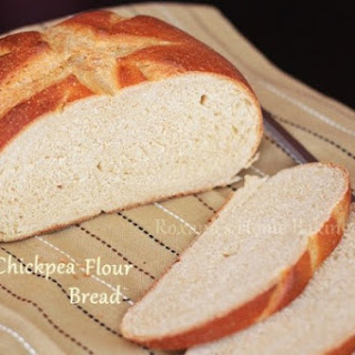 Chickpea Flour Bread Recipe