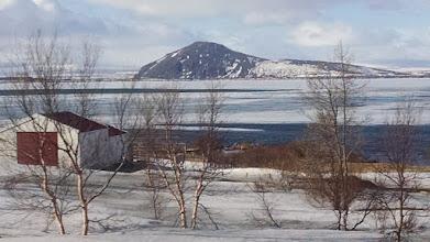 Photo: Lake Myvatn