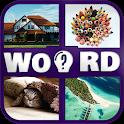 4 Pics 1 Word Puzzle icon