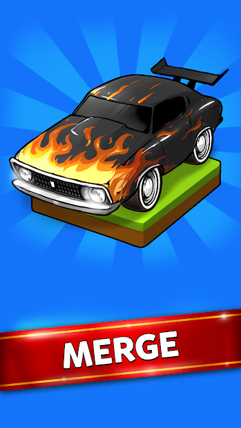 Merge Muscle Car America Android App Screenshot
