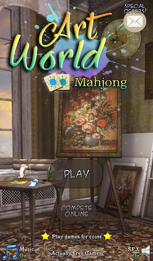 Hidden Mahjong: Art World