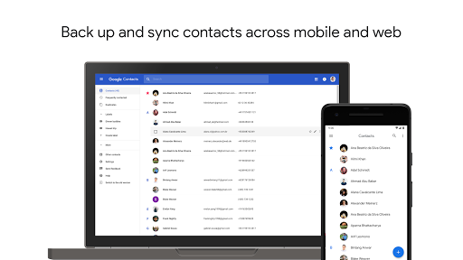 Contacts 3.1.6.218196352 screenshots 1