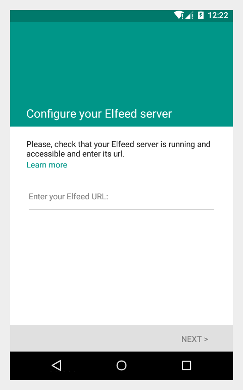Elfeed- screenshot