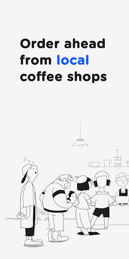 Cloosiv - Order Local Coffee screenshots 1