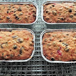 Applesauce Fruitcake Recipe