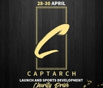 Captarch Launch and Sports Development Charity Drive : Captarch  Lounge