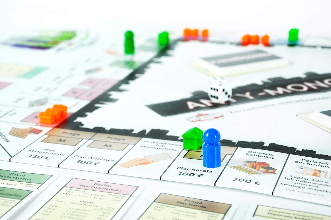 Anty monopoly recenzja