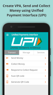 Pockets-UPI, Wallet, Bharat QR- screenshot thumbnail