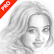 Animated Photo Sketch Art Cartoon Editor