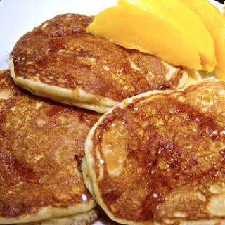 Sourdough Pancakes.
