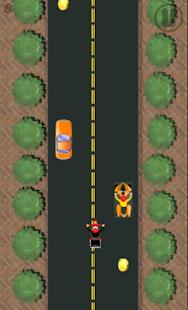 Speed Moto Traffic - náhled