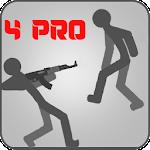 Stickman Backflip 4 Pro icon