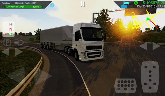 Heavy Truck Simulator MOD (Unlimited Money) 5