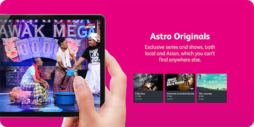 Download Astro GO – TV Series, Movies, Dramas & Live Sports apk 2020