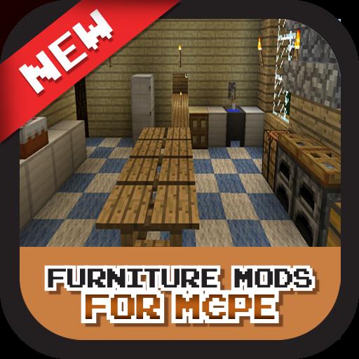 书籍の家具MODについてMCPE LOGO-記事Game