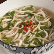 House Soup Noodle (Pork)