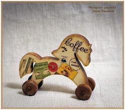 Photo: Будем делать такую лошадку!