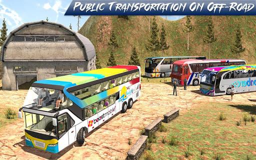 Heavy Mountain Bus Driving Games 2019 1.0 screenshots 4