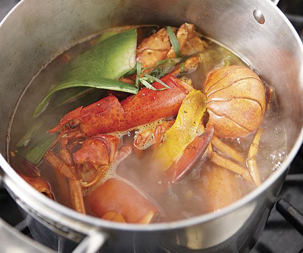 Lobster Stock Recipe