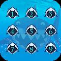 Applock Theme Crazy Shark icon