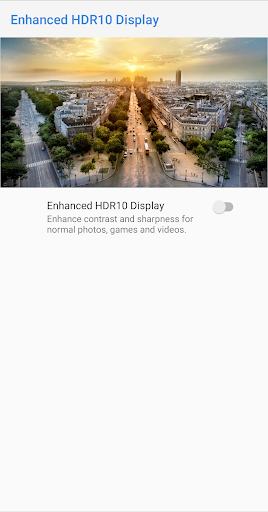 HDR Service for Nokia 7.1 8.0010.16 screenshots 1