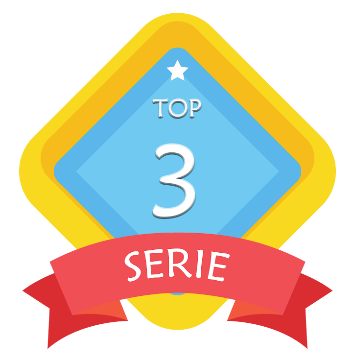 Top 3 serie