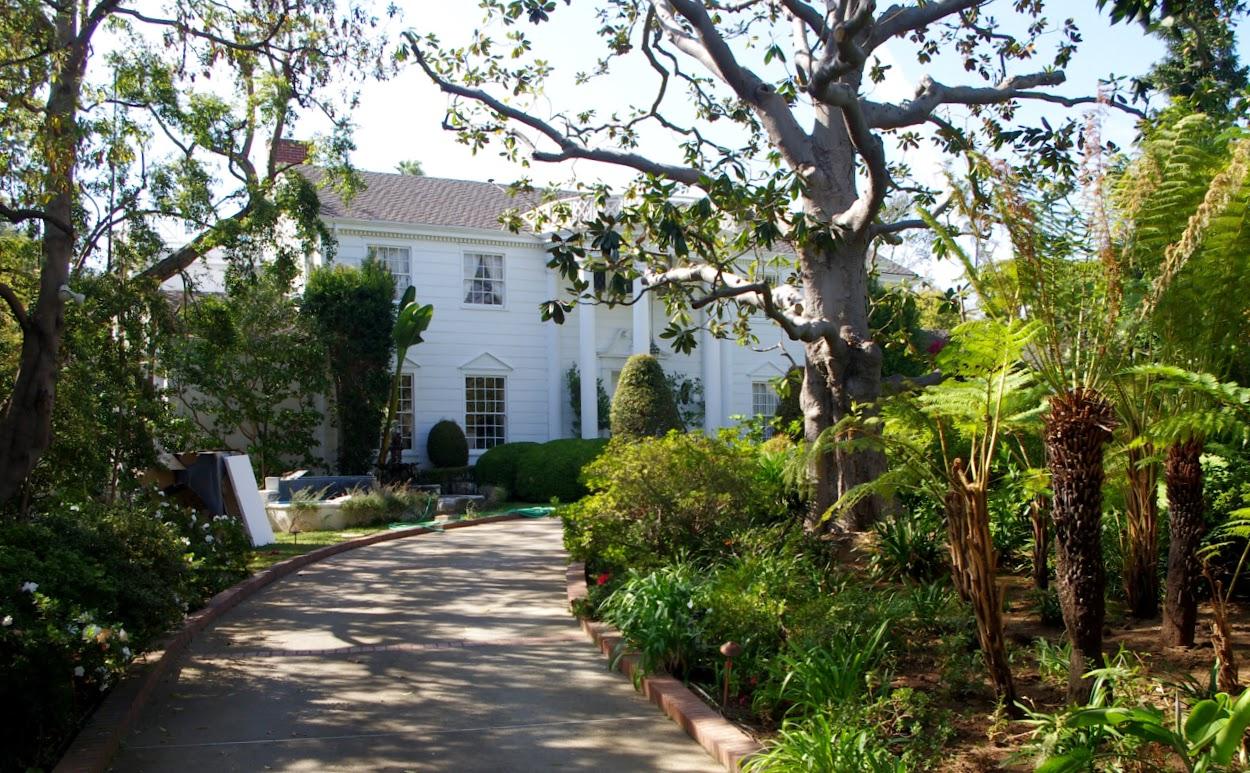 Los Ángeles, Casa del Principe de Bel-Air