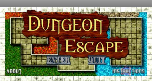 Dungeon Escape Dungeon Hunt
