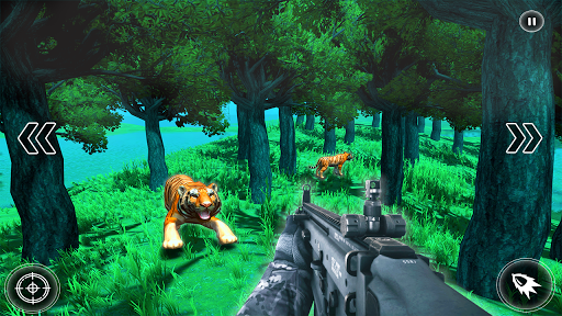 Wild Deer Hunter 3d - Sniper Deer Hunting Game APK MOD – ressources Illimitées (Astuce) screenshots hack proof 1