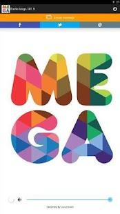 Radio Mega 101.9 - náhled