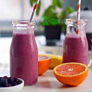 Dairy Free Blueberry Smoothies Recipes