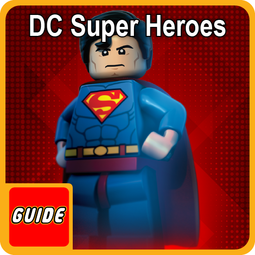 K-Guide LEGO DC Super Heroes