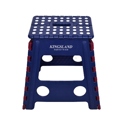KLjasper Folding Step Stool Navy