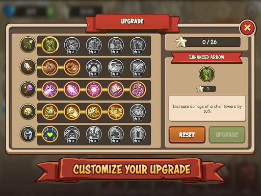 Empire Warriors TD: Defense Battle (Tower Defense) (Unreleased)  screenshots 23
