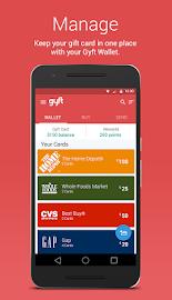 Gyft - Mobile Gift Card Wallet Screenshot 4