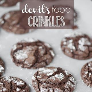 Devils Food Crinkles.