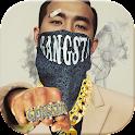 Retouche Photo Gangster icon