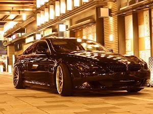 6シリーズ E63のカスタム事例画像 ブラコ (Black Cobra)さんの2020年11月07日07:09の投稿