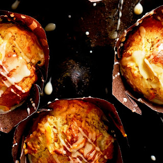 Wonderful Aromatic Tangerine Muffins Recipe