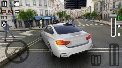 Driving Simulator M4 1.1 screenshots 7