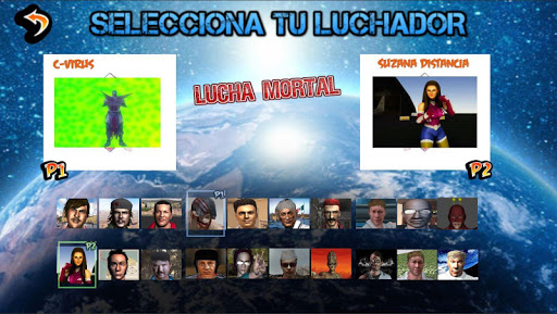 Lucha Mortal Latinoamerica screenshots 5