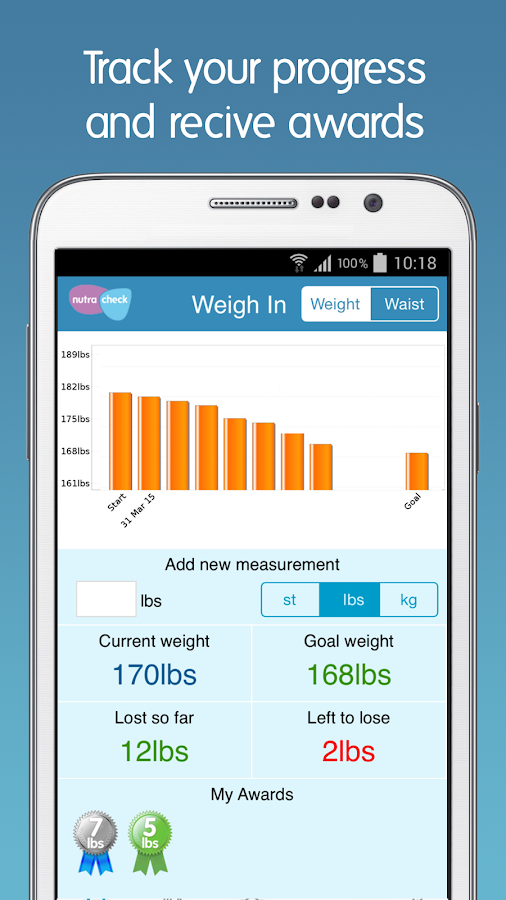 Calorie Counter - Android Apps on Google Play