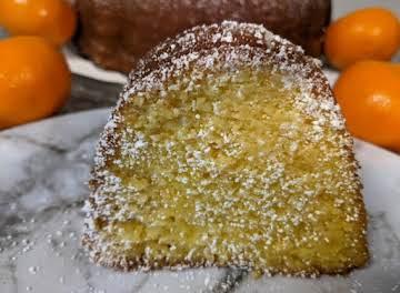 Orange Juice Bundt Cake - The Frugaler