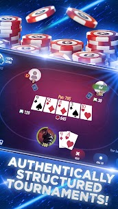 Poker Texas Holdem Live Pro 5