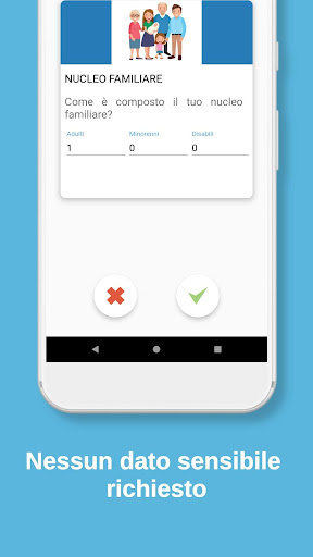 Reddito di Cittadinanza App screenshot 3