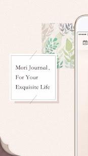Mori Journal - náhled