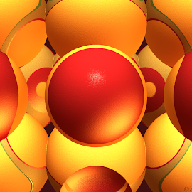 Amazing Box by Armand Galard - Illustration Abstract & Patterns ( m3d mb3d fractale fractal abstract )
